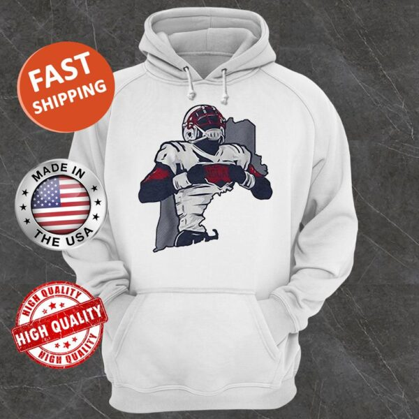Touchdown New England Hoodie