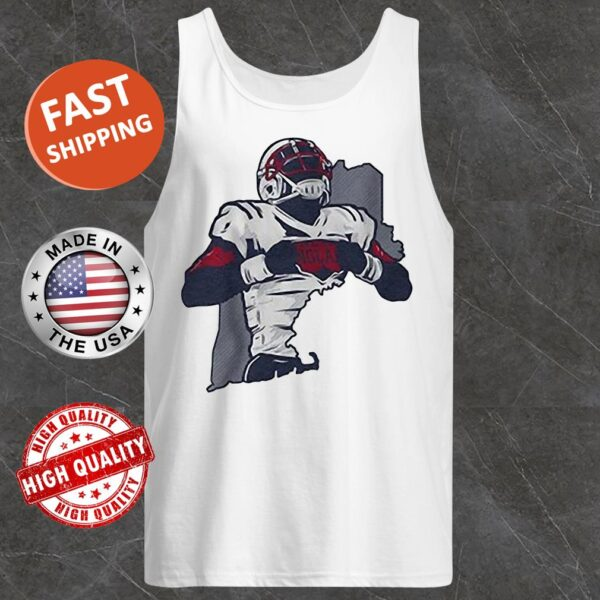 Touchdown New England Tank Top