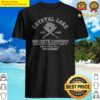 Crystal Lake est. 1980 Machete company managed by Voorhees family Shirt