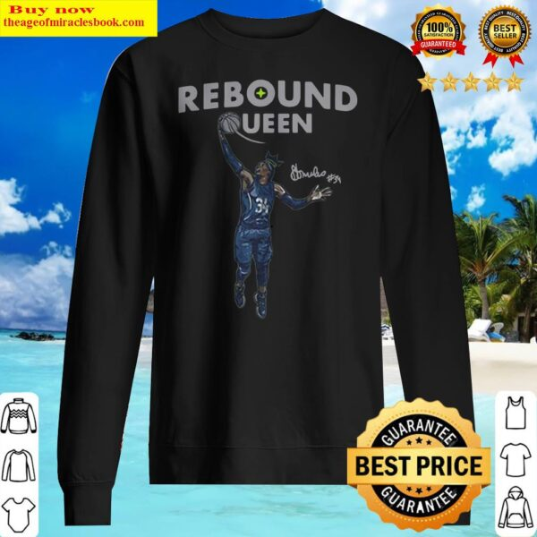 Sylvia Fowles Rebound Queen Official Sweater