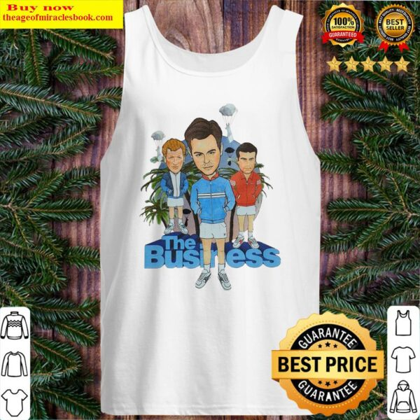 The Business Tank Top