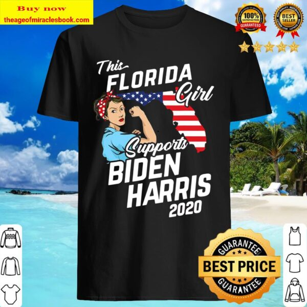 Biden Harris Florida 2020 – Florida Election Shirt