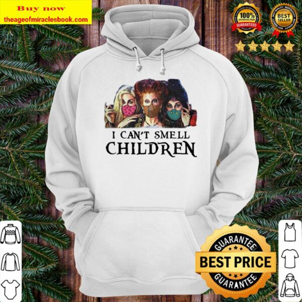 Hocus Pocus I can't smell Children Hoodie