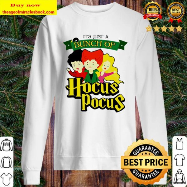 It's just a bunch of Hocus Pocus Sweater