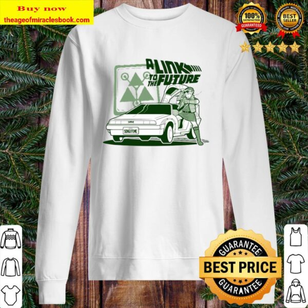 Official A Link To The Future Sweater