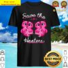 Owl Save The Hooters Breast Cancer Awareness Shirt