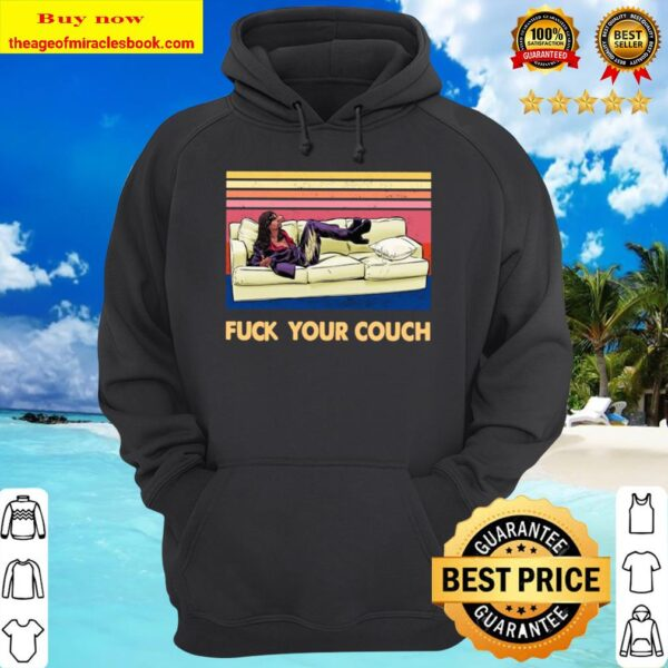 Rick James Fuck Your Couch Vintage Hoodie