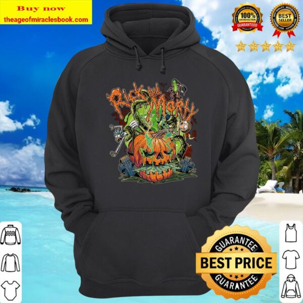 Rick and Morty Halloween Hoodie