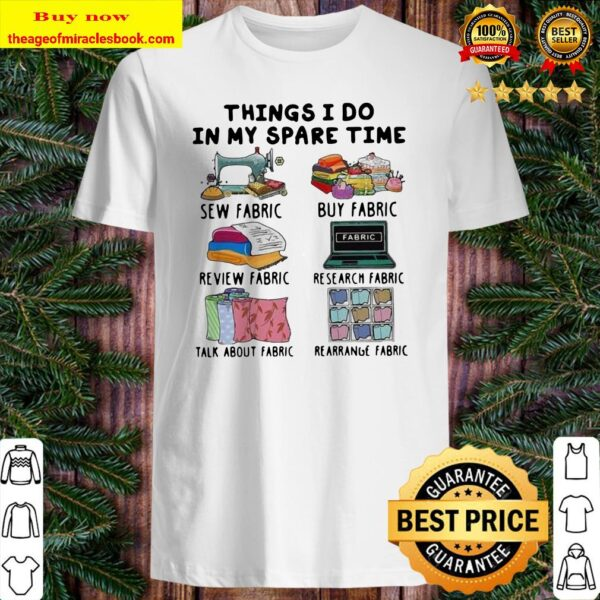 Things I Do In My Spare Time Sew Buy Review Research Fabrics Shirt