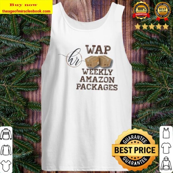 Wap Weekly Amazon Packages Tank Top