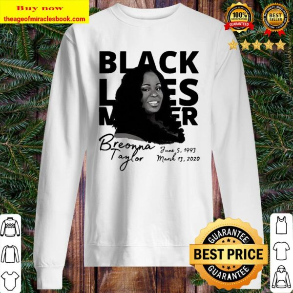 Breonna Taylor Protest Sweater