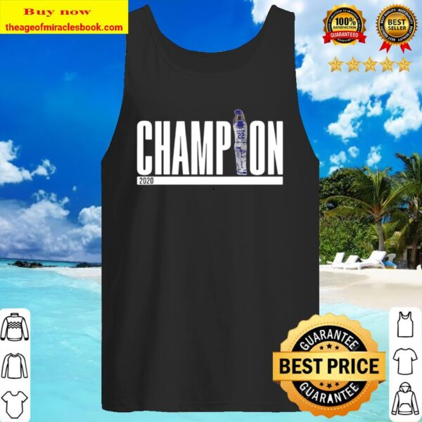 Champions Los Angeles Dodgers 2020 Tank Top