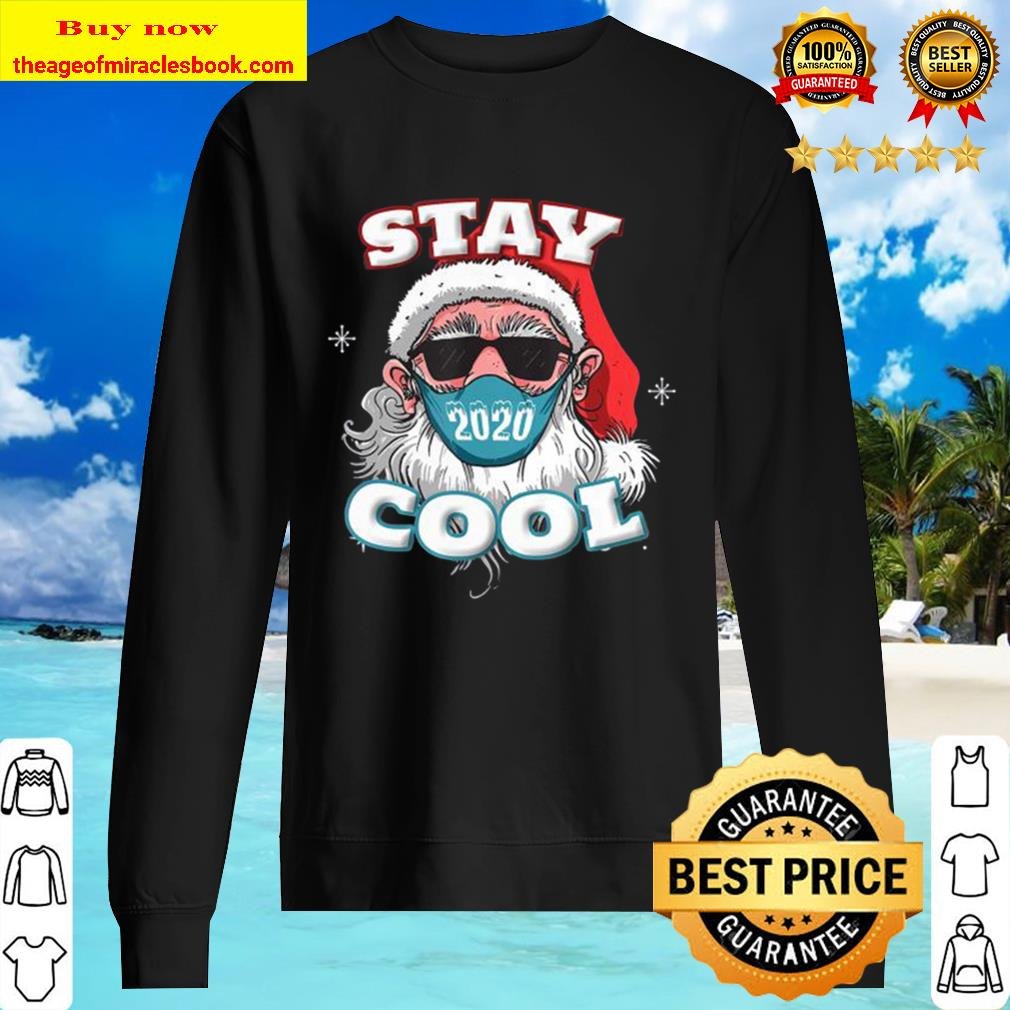 Cool Santa-Claus Funny Christmas Sweater