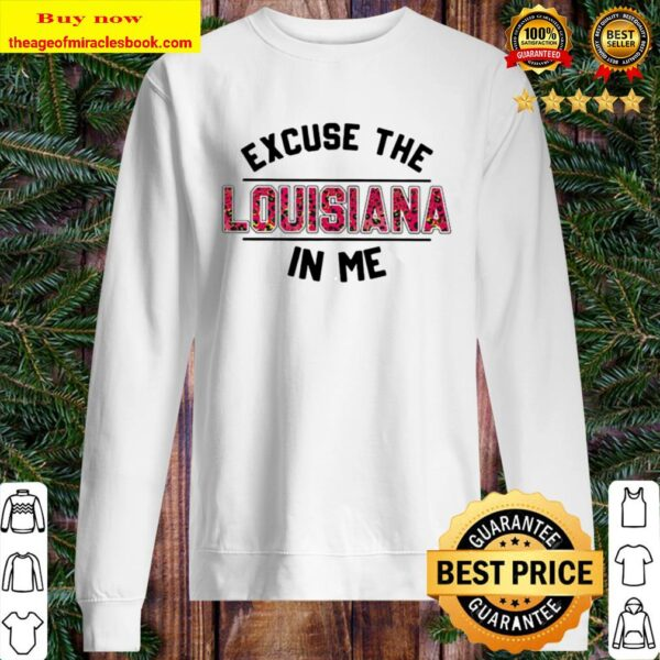 Excuse the louisiana in me vintage Sweater