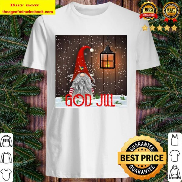 God Jul Christmas Shirt