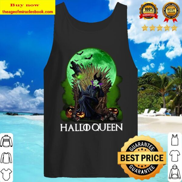 Halloween Maleficent Game of Thrones Tank Top