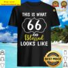 Looks Like Happy Birthday This Is What 66 Years And Blessed Shirt