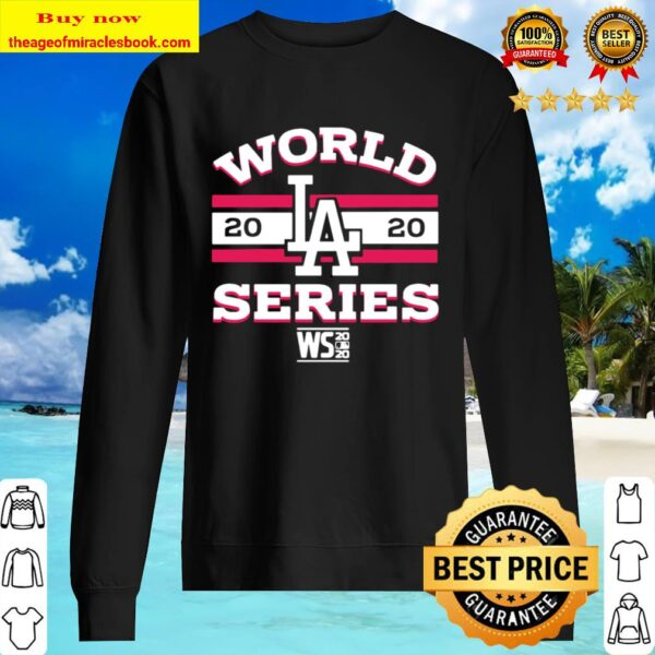 Los Angeles Dodgers 2020 World Series Ws 2020 Sweater