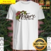 Nature is my church Druid Art Shirt