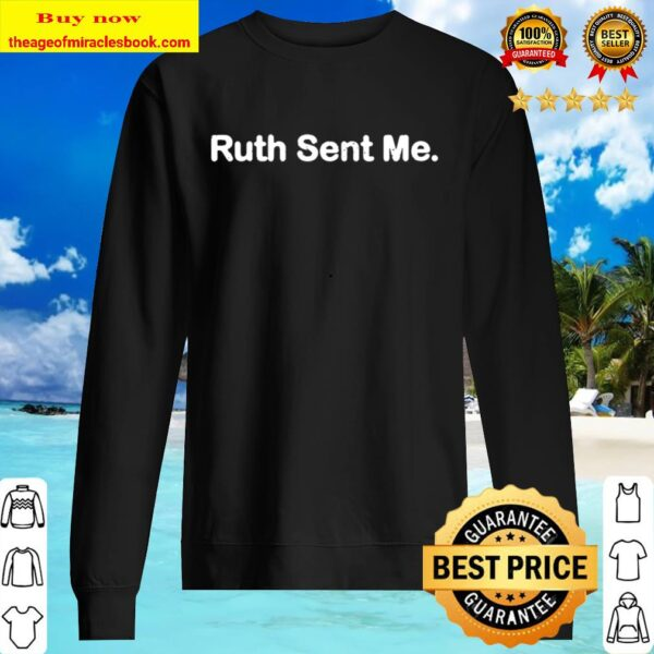 Ruth Bader Ginsburg Rbg Notorious Womens Ruth Sent Me Vintage Sweater