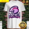 Tackle Breast Cancer Awareness American Football Essential Shirt
