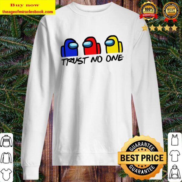 Trust No One Hoodie, I am the Imposter Hoodie, Among Us Hoodie, Impost Sweater