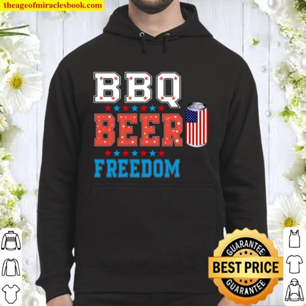 Bbq Beer Freedom T-Shirt BBQ Beer Freedom Hoodie