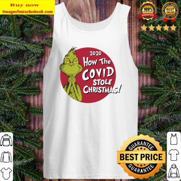 Funny Grinch Christmas Sweater, Grinch Ugly Sweater, Ugly Christmas Sw Tank Top