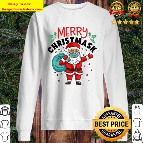 Santa Claus Merry Christmas Sweater
