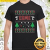 Ugly Christmas themed Personalized gift for ESME Shirt
