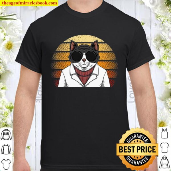 Cat with sunglasses Shirt