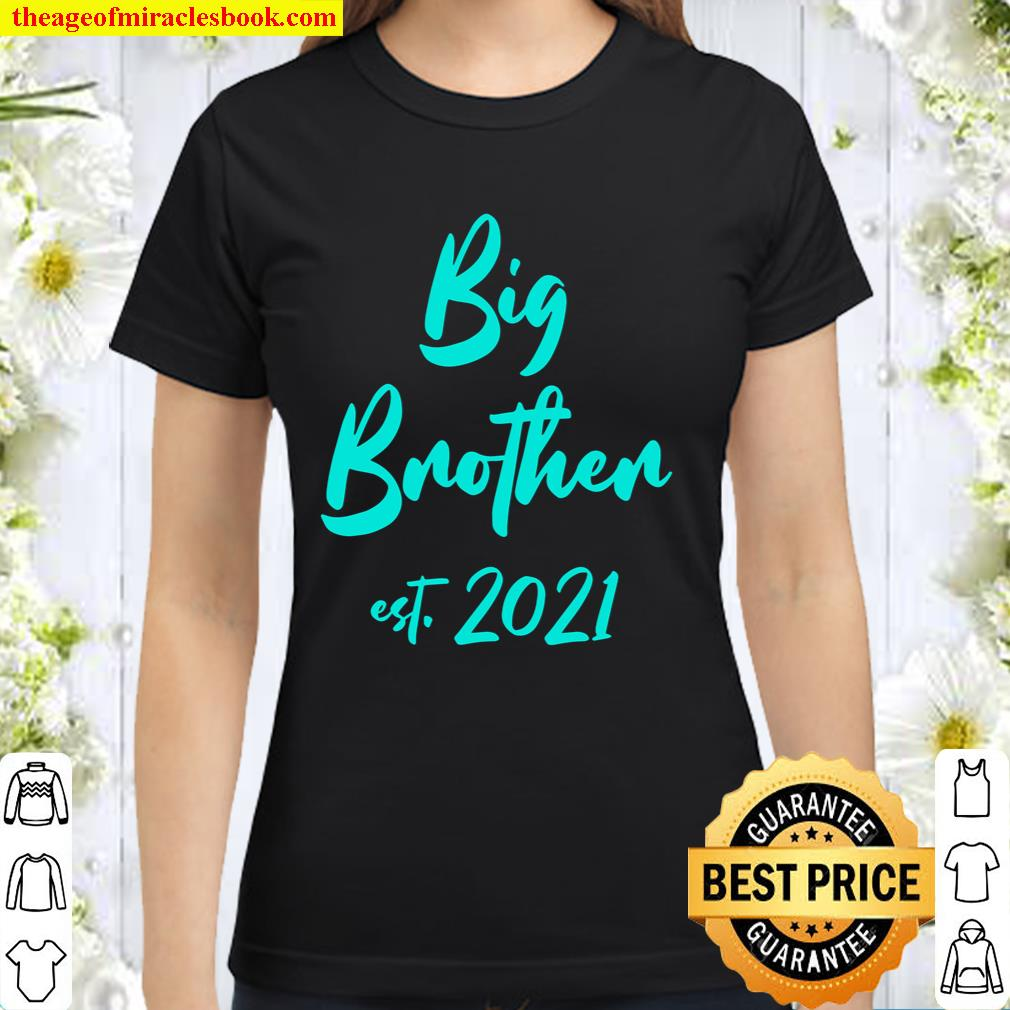 First Time Big Brother 2021 Classic Women T-Shirt