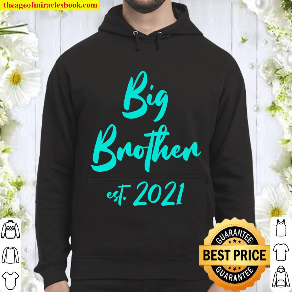 First Time Big Brother 2021 Hoodie