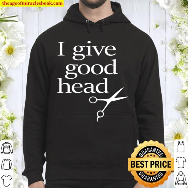 Hairdresser tattoo art funny Hairstylist Hoodie