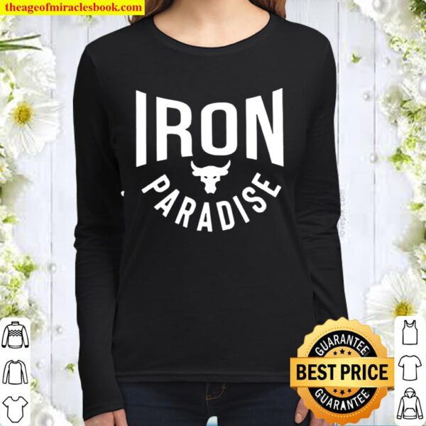 Iron Paradise Women Long Sleeved