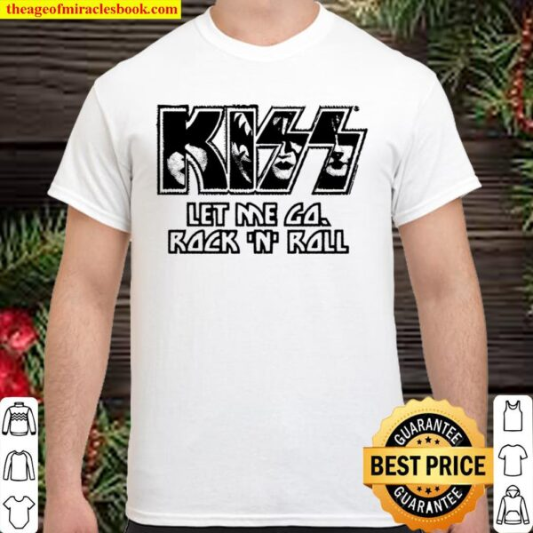 Kiss – Let Me Go Shirt