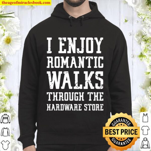 Mens for The Man Who Has Everything for Woodworkers Hoodie