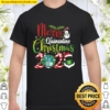 Merry Quarantine Christmas 2020 Pajamas Family Matching Xmas Shirt