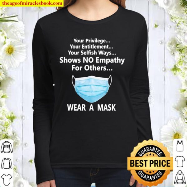 Peace, Love and Unity Women Long Sleeved