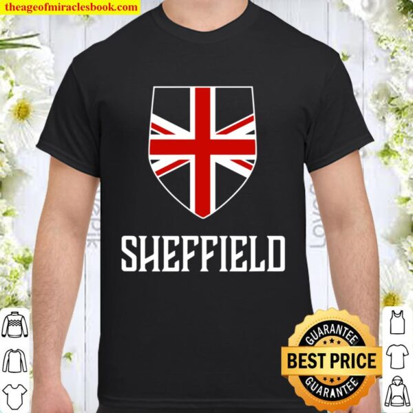 Sheffield, England – British Union Jack Uk Shirt