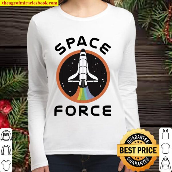 Space force Women Long Sleeved