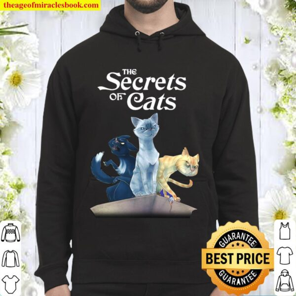The Secrets Of Cats Hoodie