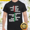 Black History Month African American Love Men Women Unity Shirt