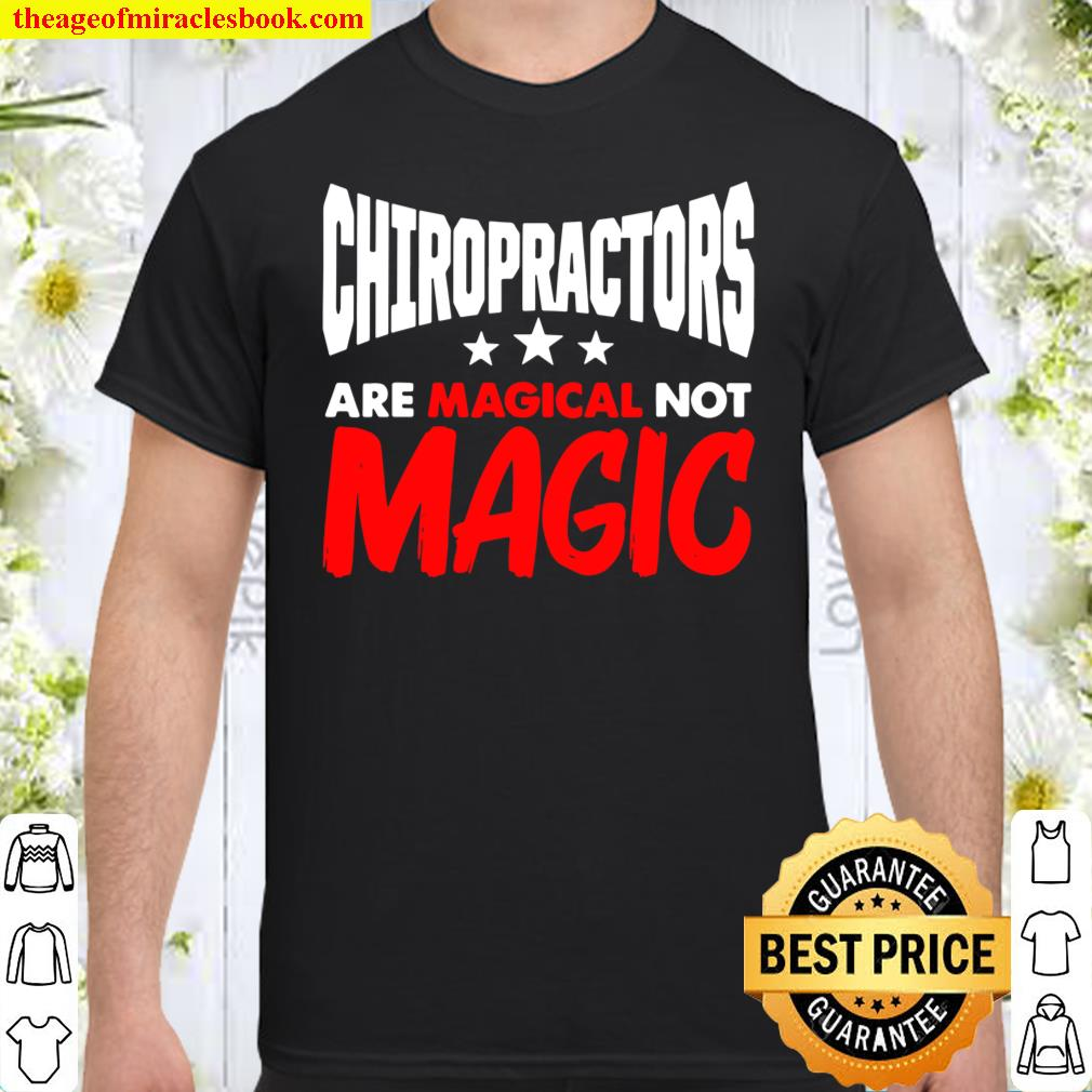Chiropractic Spine Treatment Smile Spinal Chiropractor Shirt