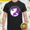 I'd Spend All My 9 Lives With You Valentines Gift Shirt