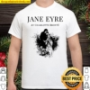 Jane Eyre Charlotte Bronte Cover Title Page Shirt