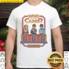 Official Who The Fuck Cares Game Show Shirt