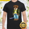 One Wheel Illustration for Electric Skateboard Riders Shirt