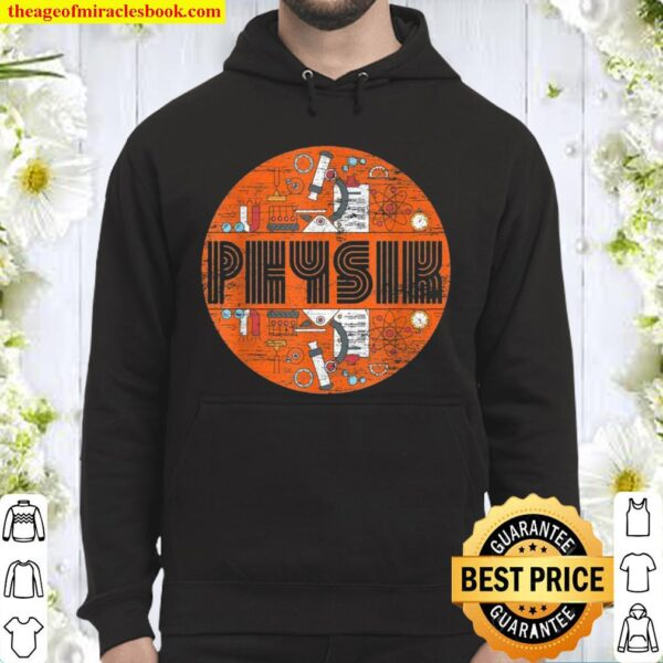 Physics Experiment Science Nerd Physics Hoodie