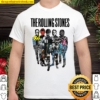 Rolling Stones Official Silhouette Collage Shirt